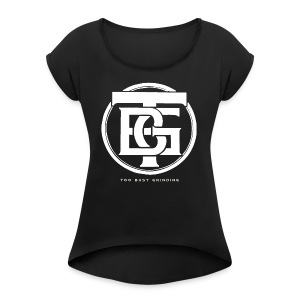 TBG - Women's Roll Cuff T-Shirt