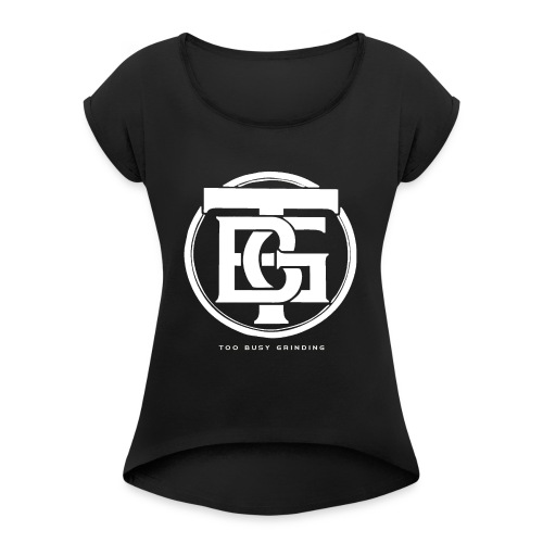 TBG - Women's Roll Cuff T-Shirt