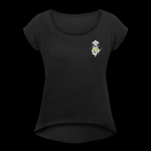 Abduction - Women's Roll Cuff T-Shirt
