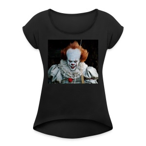 pennywise - Women's Roll Cuff T-Shirt