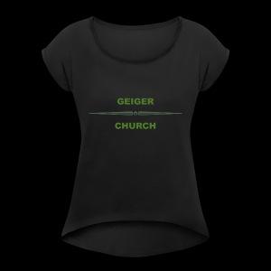 Geiger Military Shirt - Women's Roll Cuff T-Shirt
