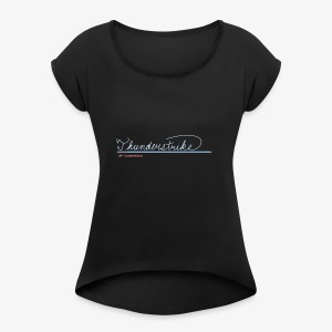 signature - Women's Roll Cuff T-Shirt