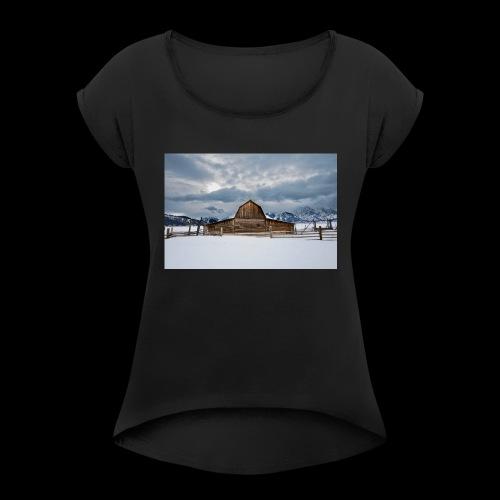 Barn - Women's Roll Cuff T-Shirt