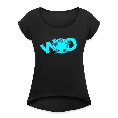 WOD - Women's Roll Cuff T-Shirt