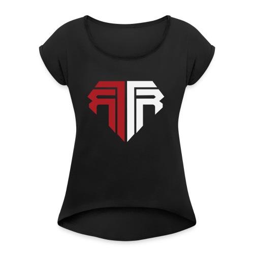 RedTeamReview - Women's Roll Cuff T-Shirt