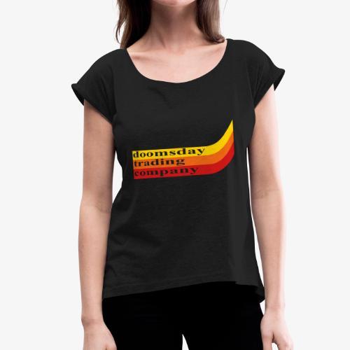 70sswoosh - Women's Roll Cuff T-Shirt