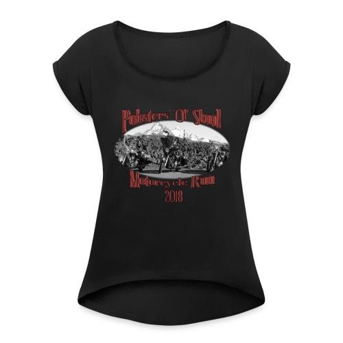 Official Design - Women's Roll Cuff T-Shirt