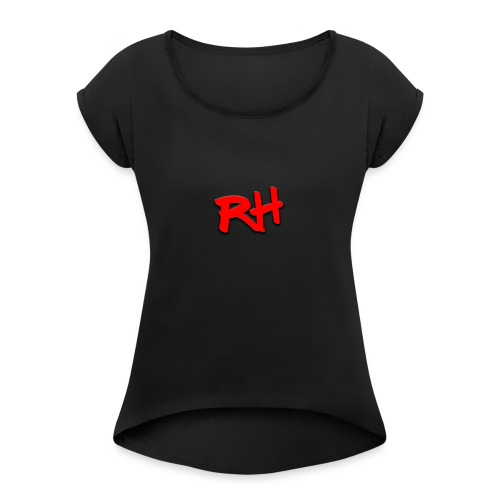 rh - Women's Roll Cuff T-Shirt