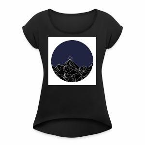 9e4951081b4cc6ba7184aa1e92ba5239 - Women's Roll Cuff T-Shirt