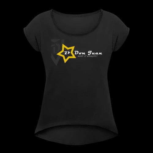Don Juan Version 1 - Women's Roll Cuff T-Shirt