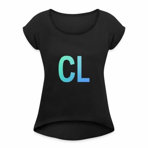 CL - Women's Roll Cuff T-Shirt
