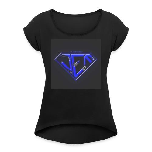IMG 1228 - Women's Roll Cuff T-Shirt