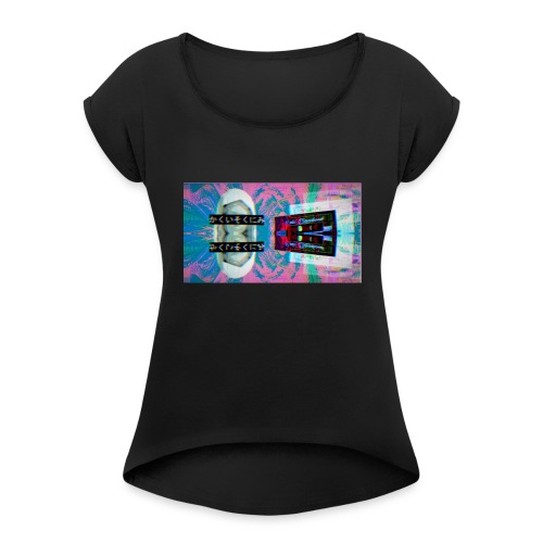 BAMBOOZLED - Women's Roll Cuff T-Shirt