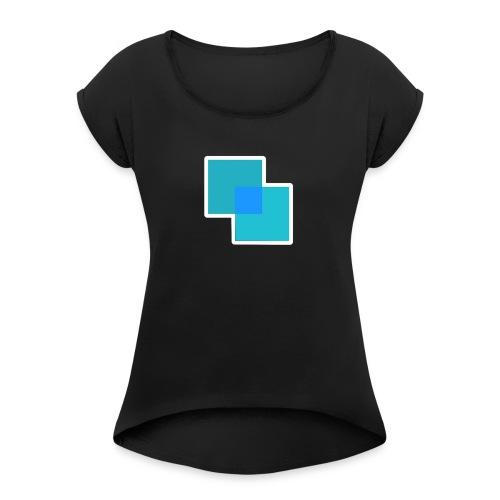 Twopixel - Women's Roll Cuff T-Shirt