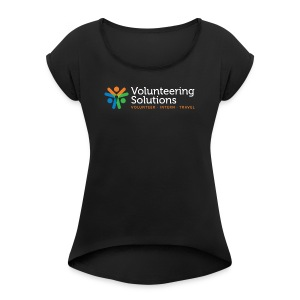 VolSol - Women's Roll Cuff T-Shirt