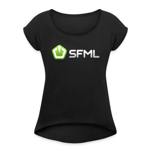 SFML - Women's Roll Cuff T-Shirt