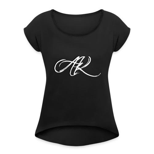 AK - Join The Team - Women's Roll Cuff T-Shirt