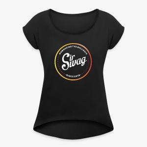 Vintage Swag - Women's Roll Cuff T-Shirt