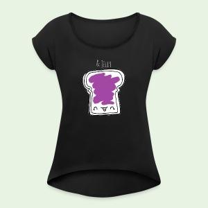 & jelly - Women's Roll Cuff T-Shirt