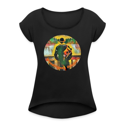 WoodPigeon Outdoors - Women's Roll Cuff T-Shirt