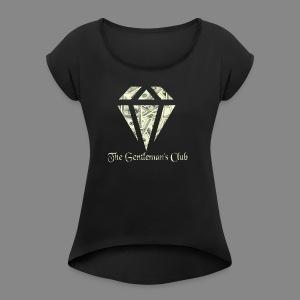 The Gentleman's OG Money - Women's Roll Cuff T-Shirt