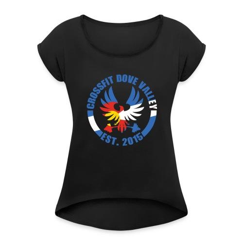 CFDV CO - Women's Roll Cuff T-Shirt