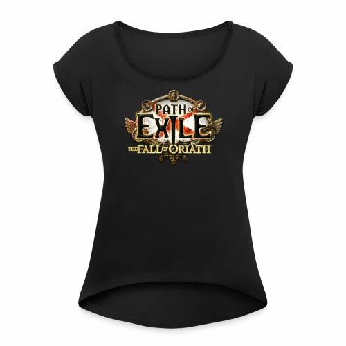 PoE - Women's Roll Cuff T-Shirt