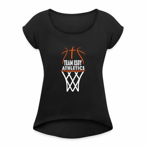 Team ESBY Logo Tee - Women's Roll Cuff T-Shirt