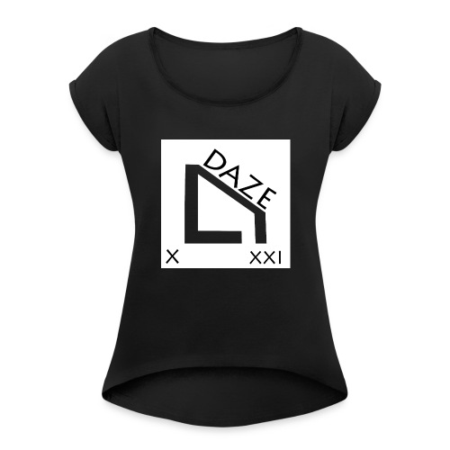 10:21 - Women's Roll Cuff T-Shirt