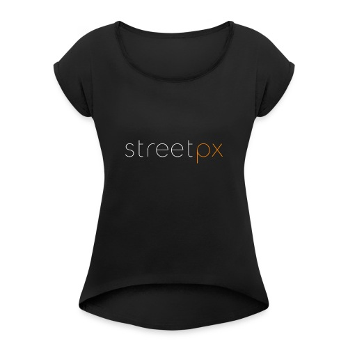 The Techie - Women's Roll Cuff T-Shirt