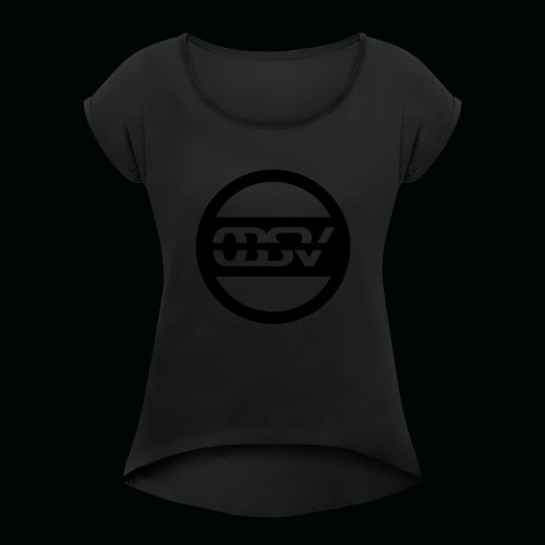 OBSRV Equilateral - Women's Roll Cuff T-Shirt
