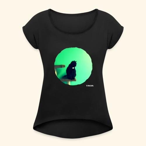It's A Cat Thing - Women's Roll Cuff T-Shirt