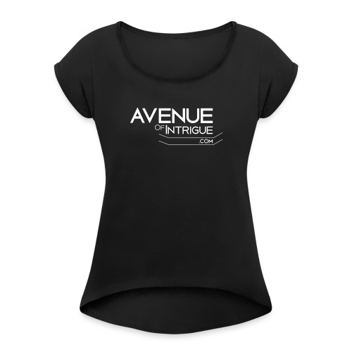 Avenue Classic - Women's Roll Cuff T-Shirt