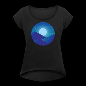 The Alchemist - Women's Roll Cuff T-Shirt