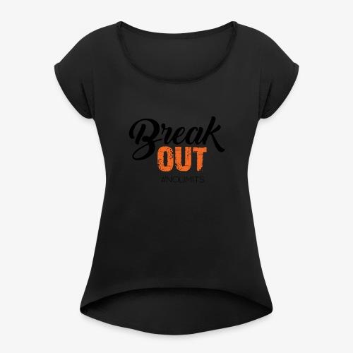 Classic - Women's Roll Cuff T-Shirt