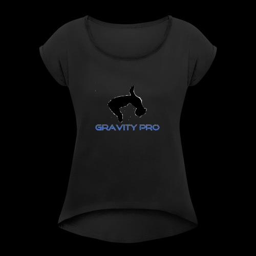 Gravity Pro - Women's Roll Cuff T-Shirt