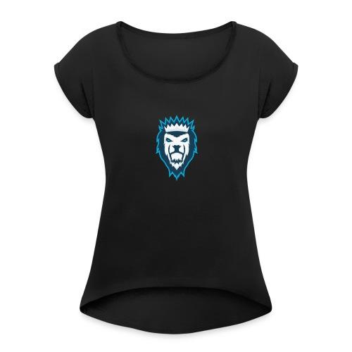 NirvanaGaming - Women's Roll Cuff T-Shirt