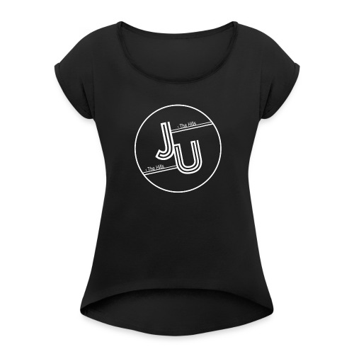 JU - Design - Women's Roll Cuff T-Shirt