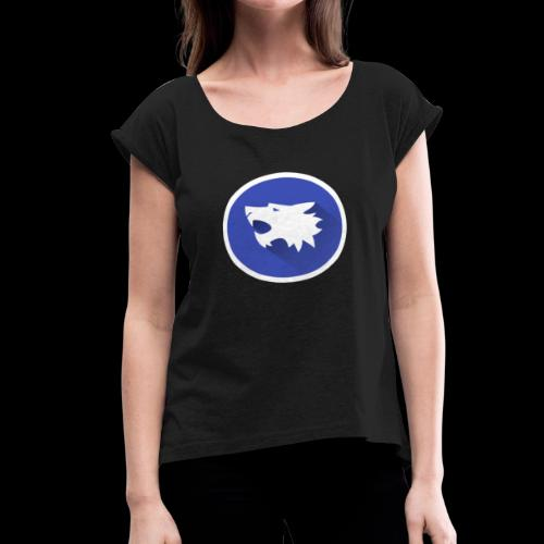 Werewolf Online official - Women's Roll Cuff T-Shirt