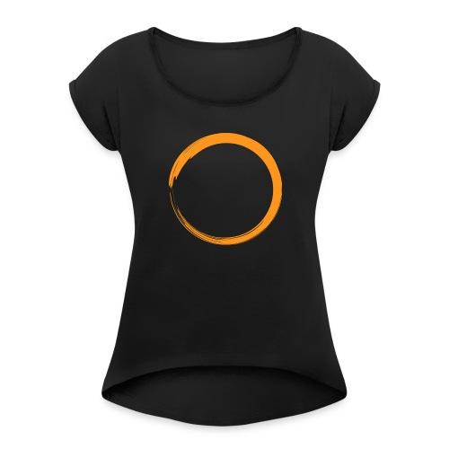 Fat Geisha - Women's Roll Cuff T-Shirt