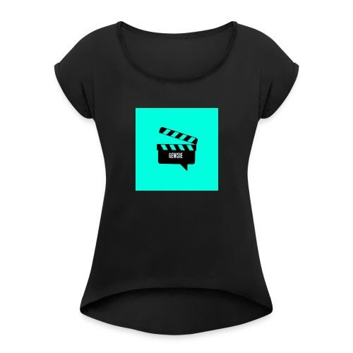 Gewsie - Women's Roll Cuff T-Shirt