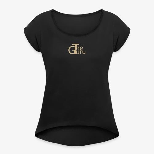 TheTGuru - Women's Roll Cuff T-Shirt