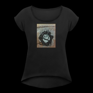IMAG0511 - Women's Roll Cuff T-Shirt