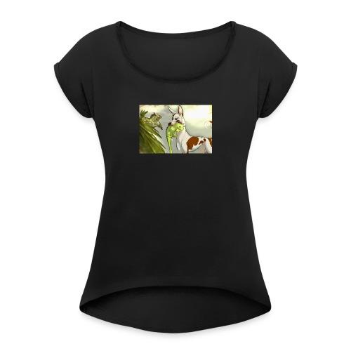 fullsizeoutput 76d - Women's Roll Cuff T-Shirt
