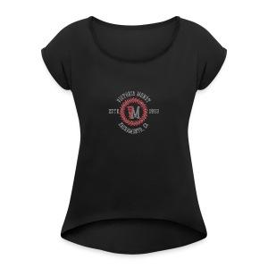 ESTD 1993 - Women's Roll Cuff T-Shirt
