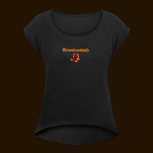 627201719218 - Women's Roll Cuff T-Shirt