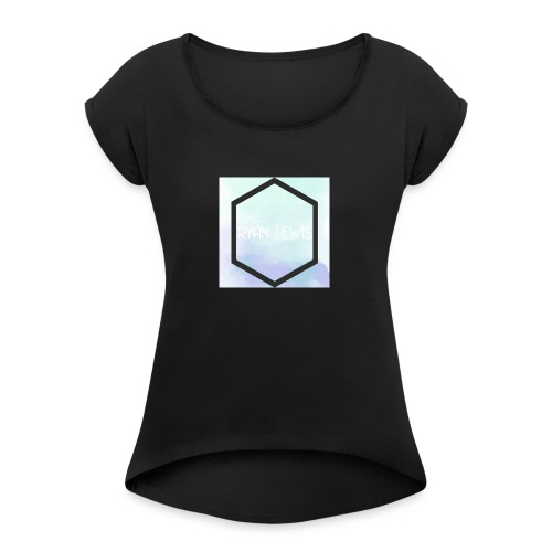 IMG_0357 - Women's Roll Cuff T-Shirt