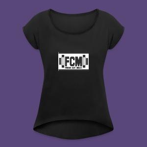 fcmmm - Women's Roll Cuff T-Shirt