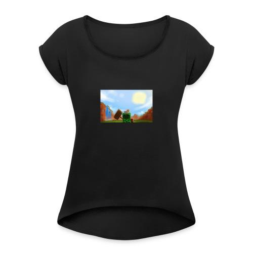 ShirtMine - Women's Roll Cuff T-Shirt