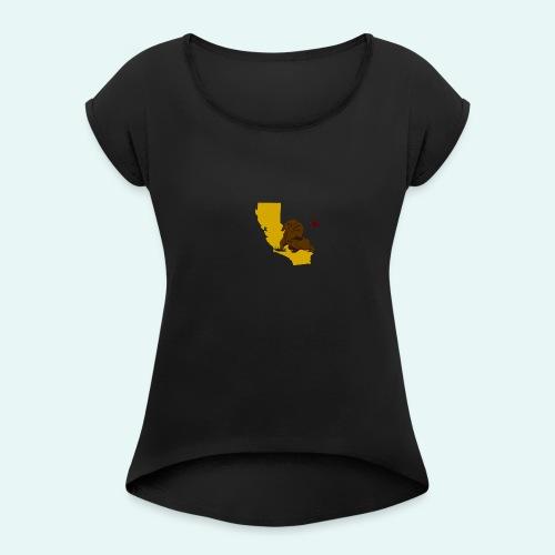 New California - Women's Roll Cuff T-Shirt